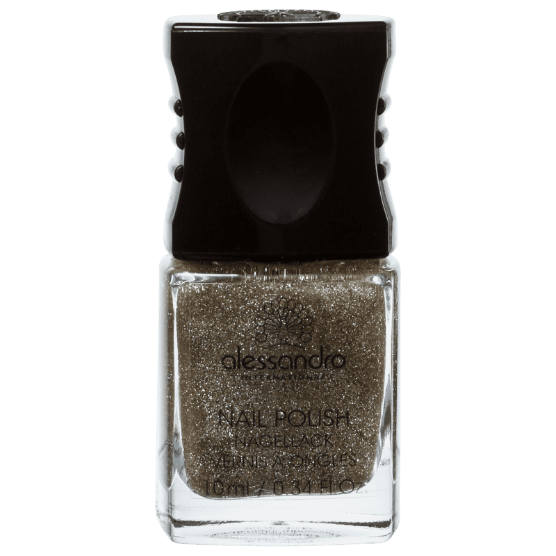 Alessandro International Nail Polish Glitter Queen - Esmalte Glitter 10ml