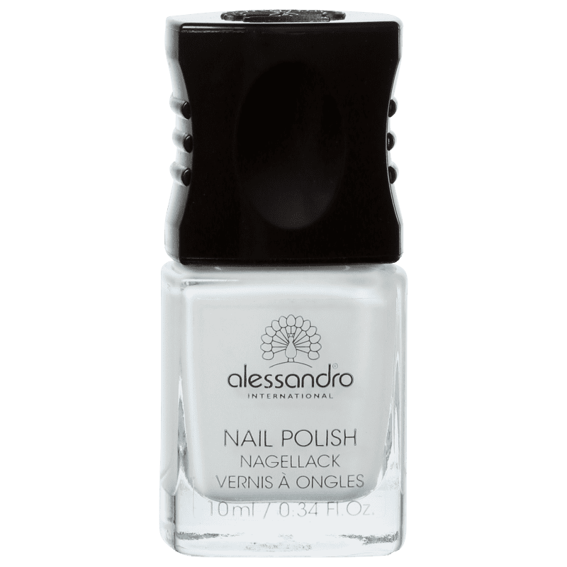 Alessandro International Nail Polish Honeymoon - Esmalte Cremoso 10ml
