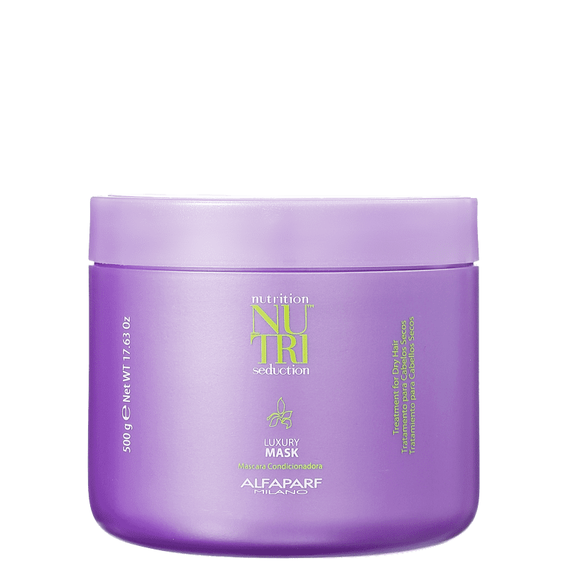 Alfaparf Nutri Seduction Luxury - Máscara Capilar 500g