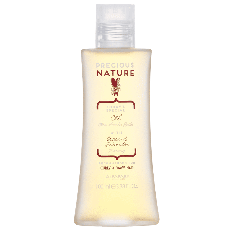 Alfaparf Precious Nature Grape & Lavender - Óleo Capilar 100ml