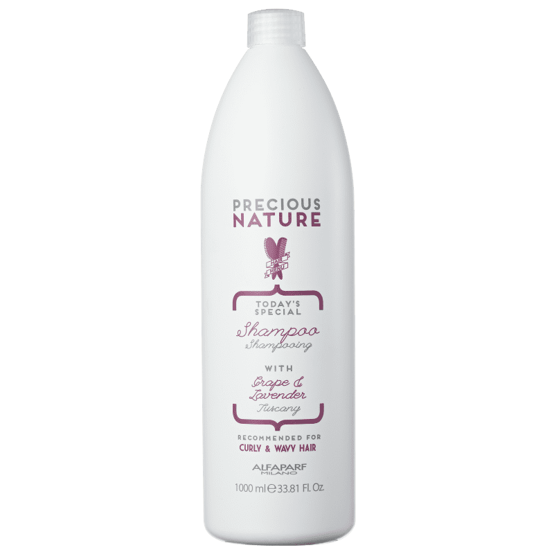 Precious Nature Grape & Lavender - Shampoo sem Sulfato 1000ml