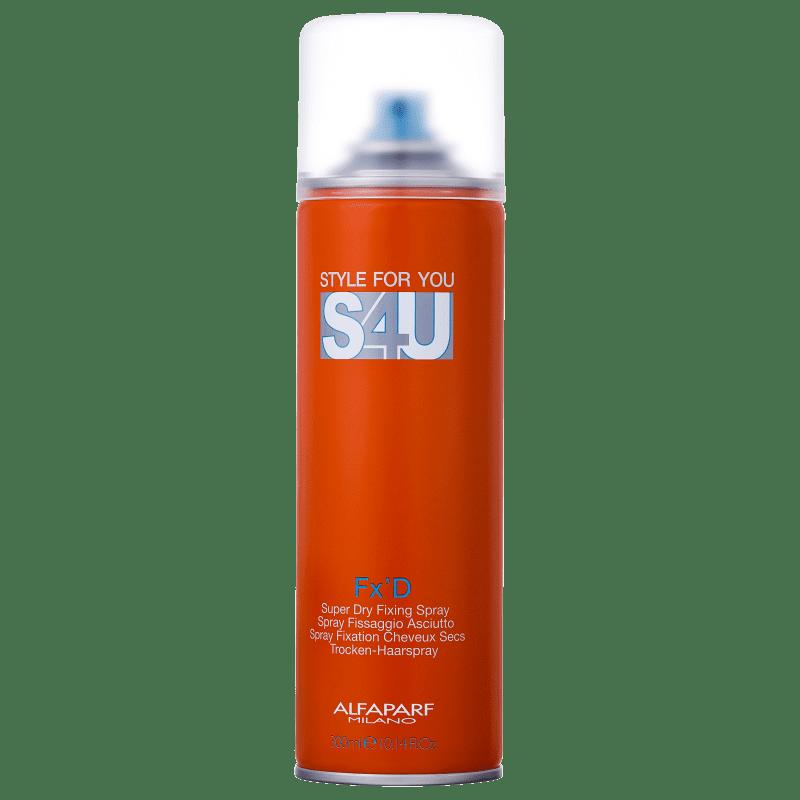 Alfaparf S4U Style For You Fx'D Super Dry - Spray Fixador 300ml