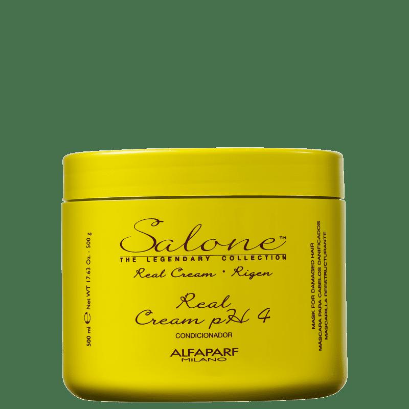 Alfaparf Salone Real Cream Ph4 - Tratamento 500ml