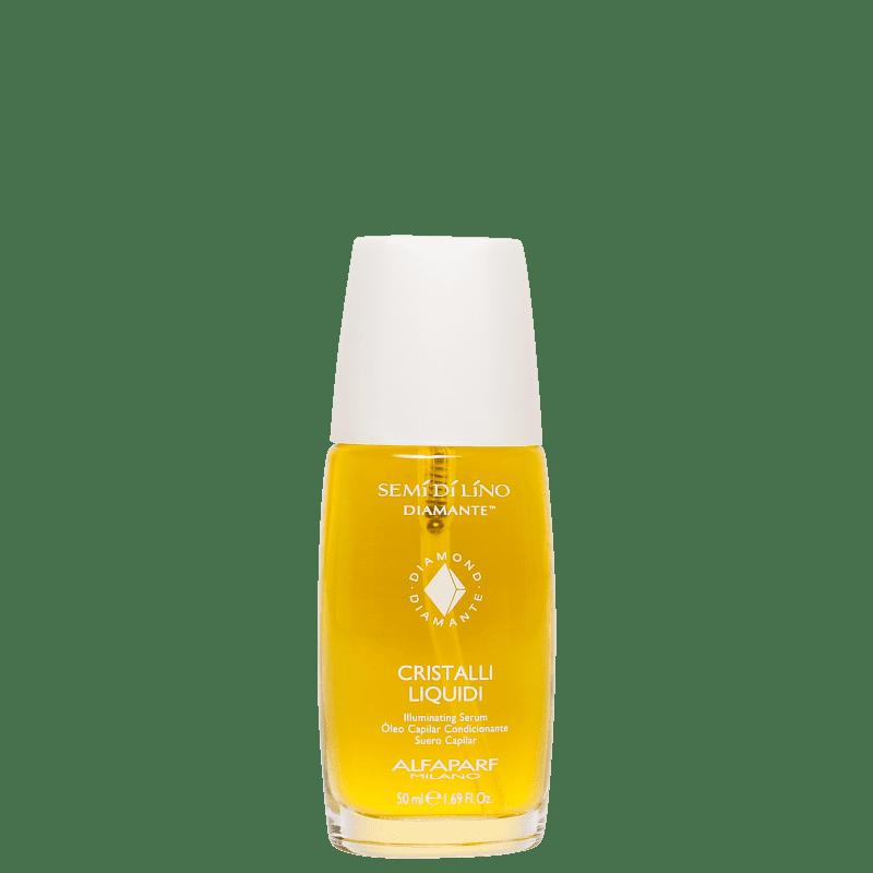 Alfaparf Semi di Lino Diamante Cristalli Liquidi - Sérum Capilar 50ml