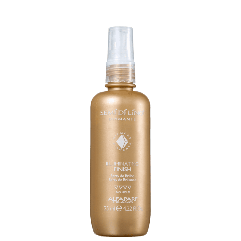 Alfaparf Semi di Lino Diamante Illuminating Finishing - Spray de Brilho 125ml