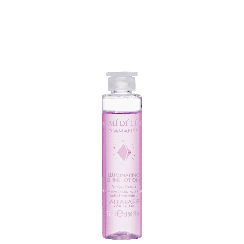 Semi di Lino Diamante Shine Lotion - Ampola 1x15ml