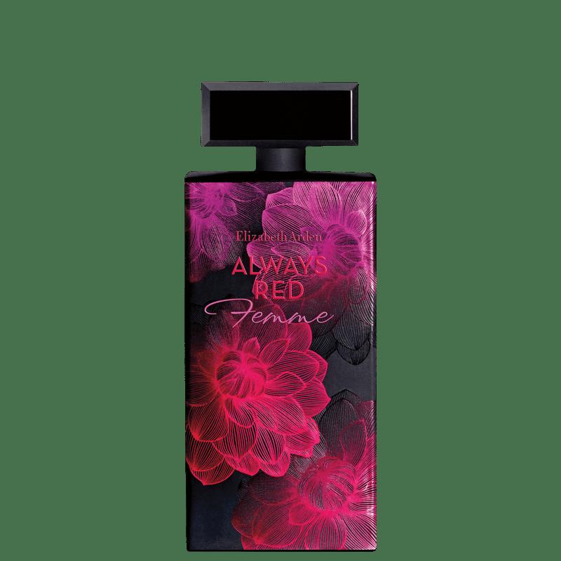 Always Red Femme Elizabeth Arden Eau de Toilette - Perfume Feminino 30ml