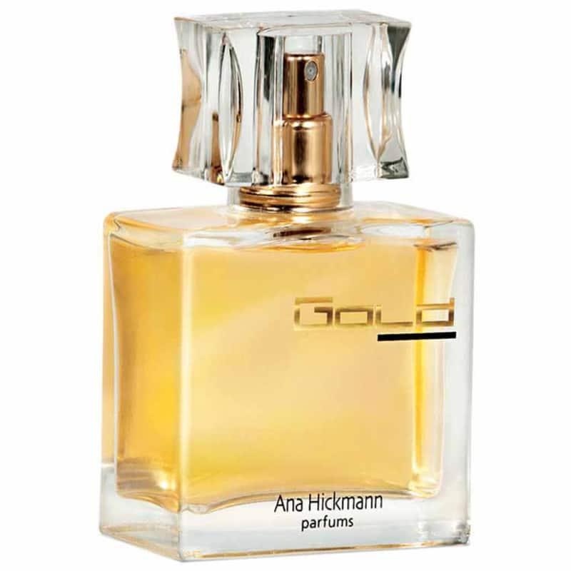 Gold Ana Hickmann Eau de Toilette - Perfume Feminino 50ml f5a385b859