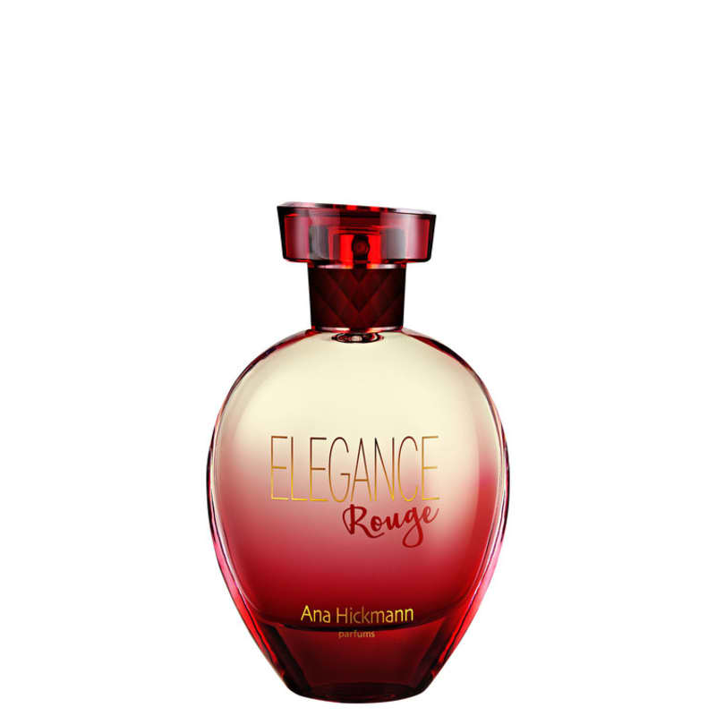 Elegance Rouge Ana Hickmann Deo Colônia - Perfume Feminino 50ml
