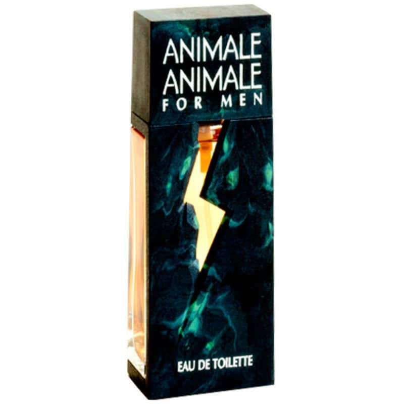 Animale Animale For Men Eau de Toilette - Perfume Masculino 100ml
