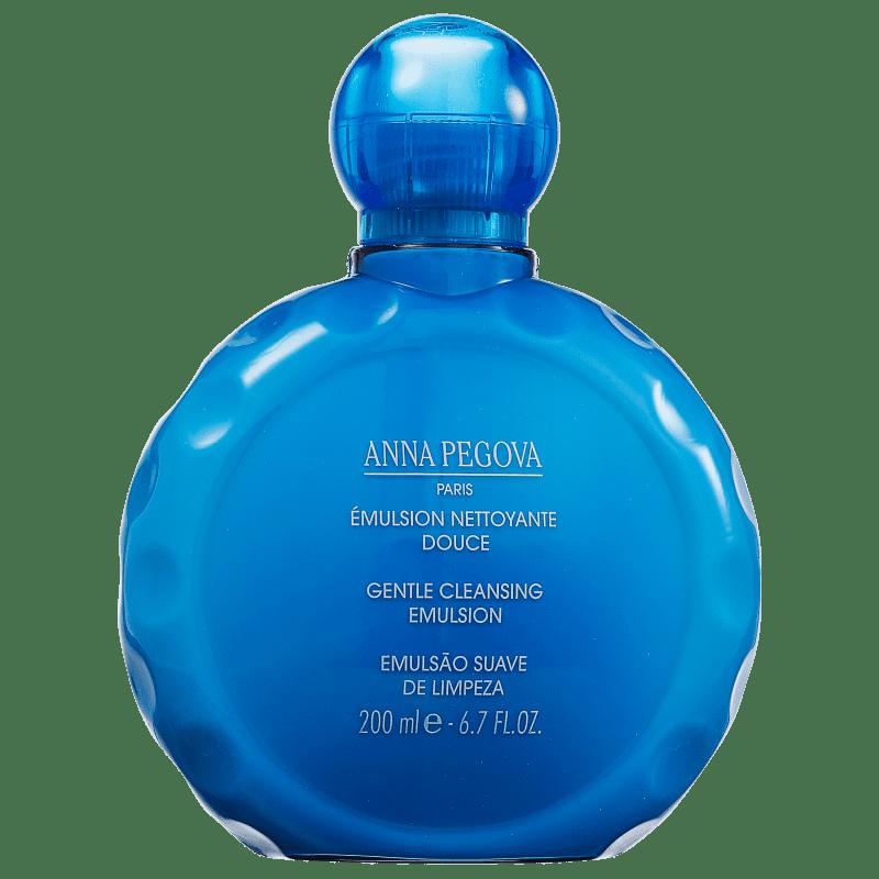 Anna Pegova Emulsion Nettoyante Douce Toutes Peaux - Loção de Limpeza Facial 200ml