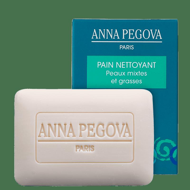 Anna Pegova LTH Syndet Pain Nettoyant Peaux Grasses - Sabonete em Barra Facial 75g