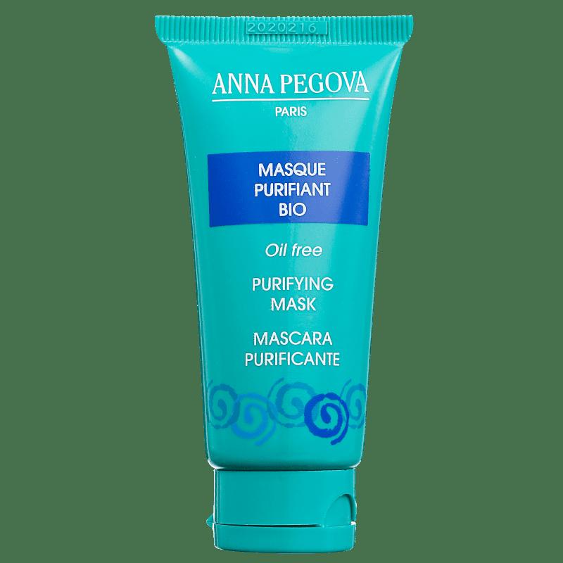 Anna Pegova Masque Purifiant Bio - Máscara de Limpeza Facial 40ml