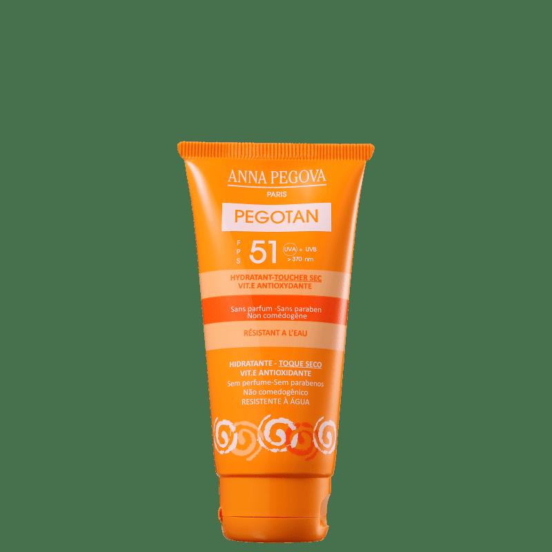 Anna Pegova Pegotan FPS51 UVA/UVB - Protetor Solar Facial 50g