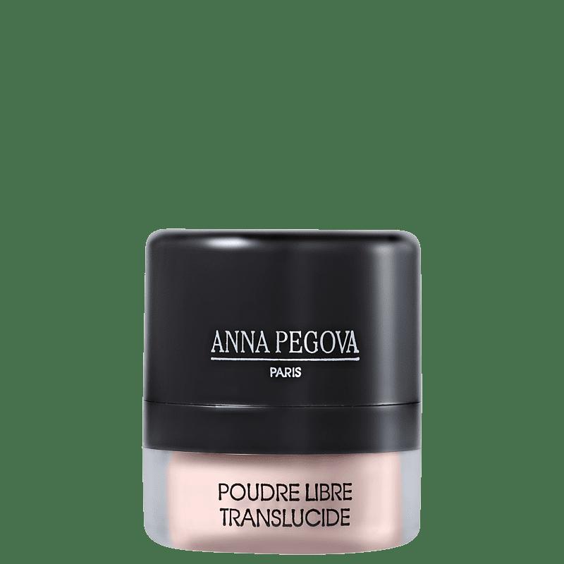 Anna Pegova Poudre Libre Translucide Cor 0 - Pó Solto Translúcido 6g