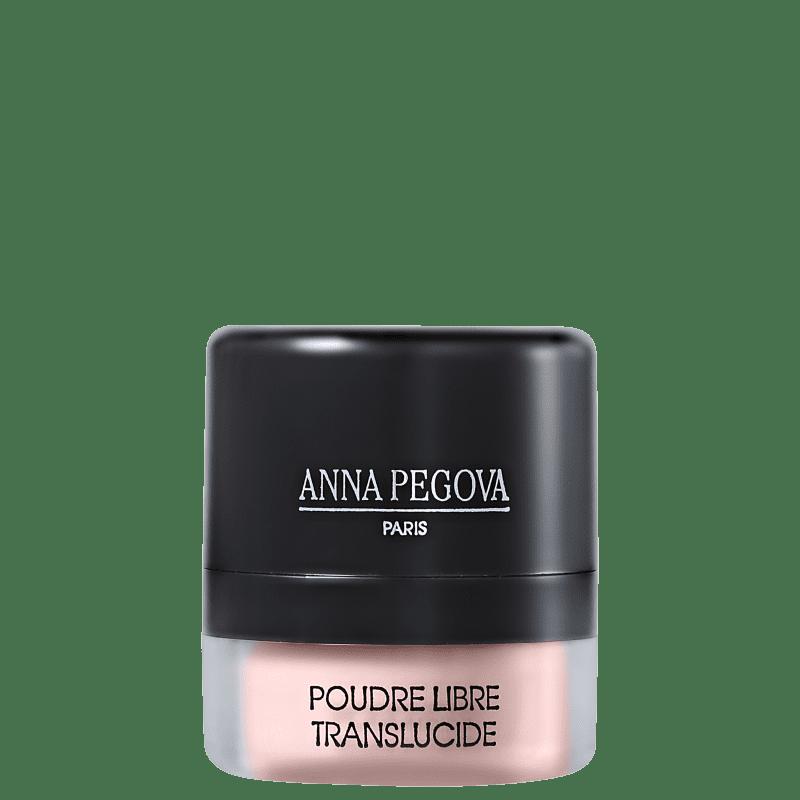 Anna Pegova Poudre Libre Translucide Cor 1 - Pó Compacto Translúcido 6g
