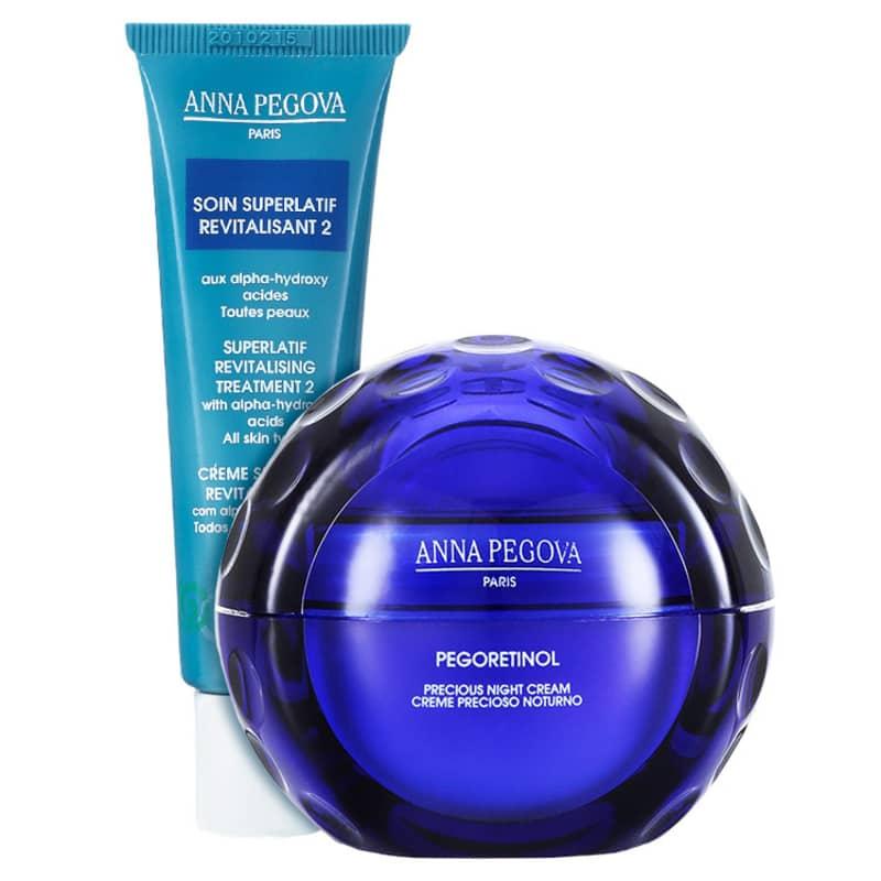 Kit Anna Pegova Anti-Idade Renovadora (2 produtos)