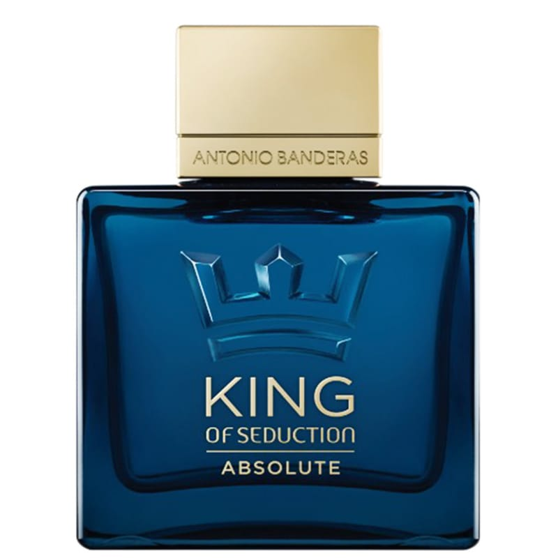 King of Seduction Absolute Antonio Banderas Eau de Toilette - Perfume Masculino 50ml