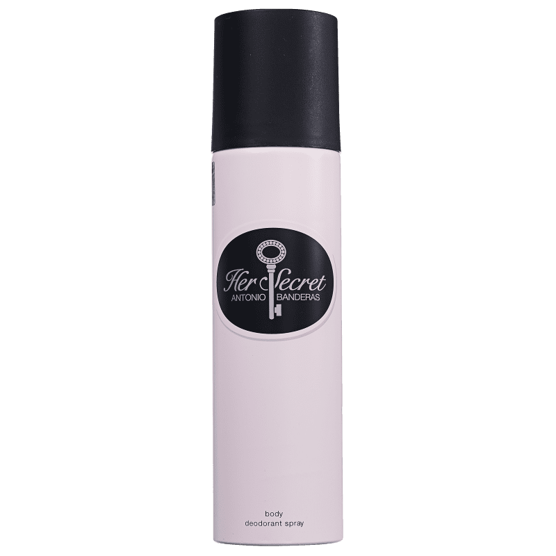 Antonio Banderas Secret Her - Desodorante Feminino 150ml