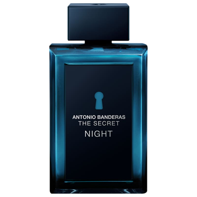 The Secret Night Antonio Banderas Eau de Toilette - Perfume Masculino 100ml