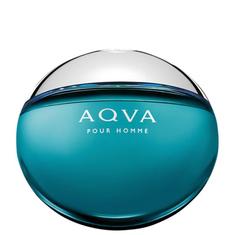 Aqva Pour Homme Bvlgari Eau de Toilette - Perfume Masculino 150ml