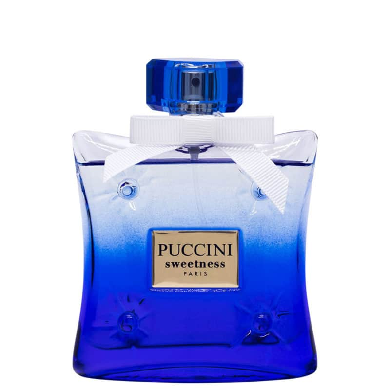 Puccini Sweetness Blue Arsenal Eau de Parfum - Perfume Feminino 100ml
