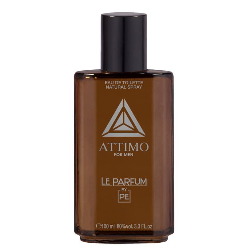 Attimo Paris Elysees Eau de Toilette - Perfume Masculino 100ml