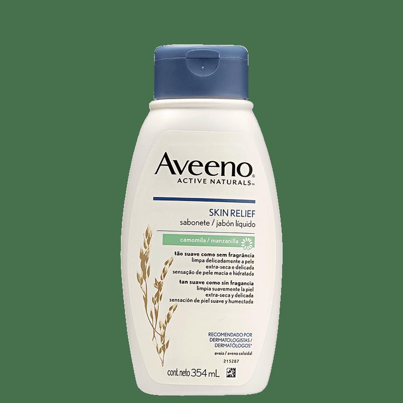 Aveeno Skin Relief Camomila - Sabonete Líquido 354ml