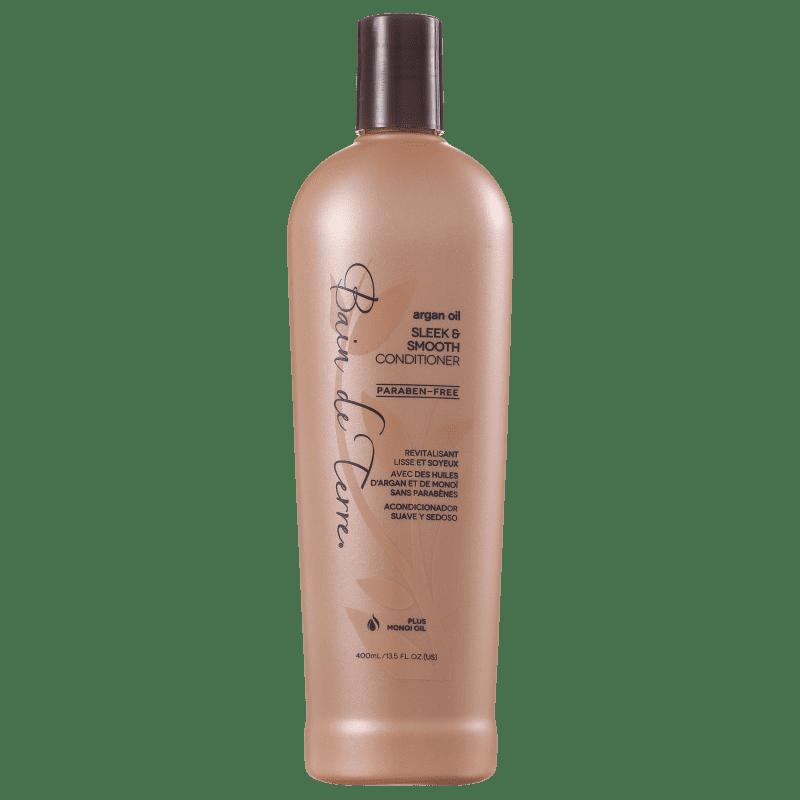 Bain de Terre Argan Oil Sleek & Smooth Conditioner - Condicionador 400ml