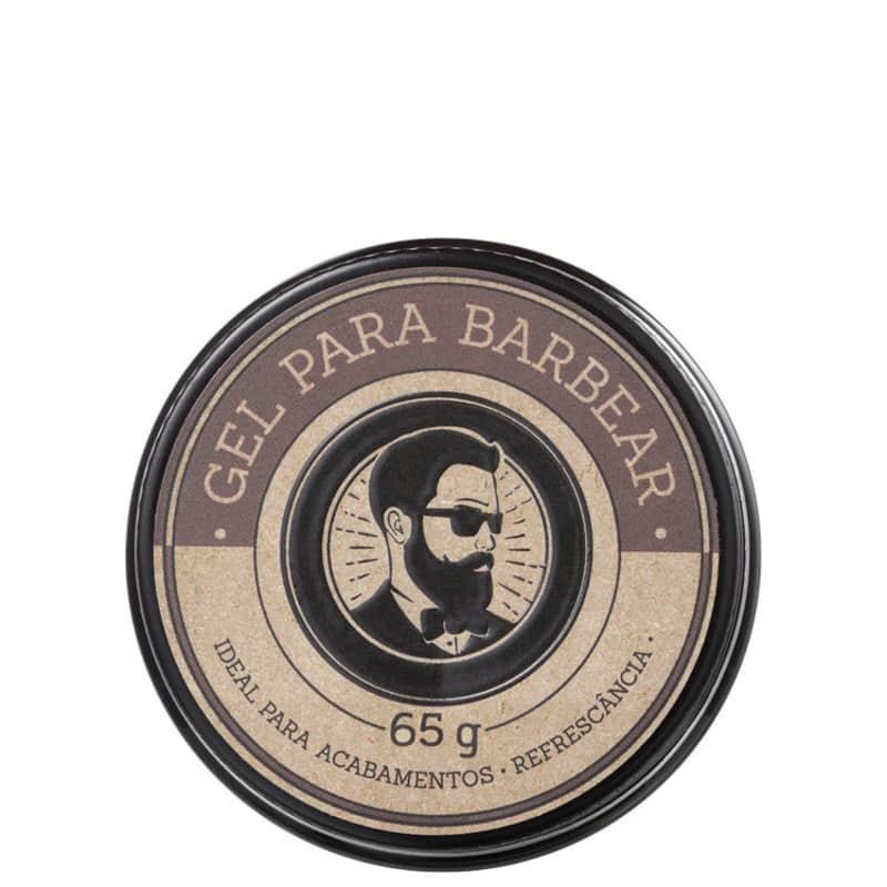 Barba de Respeito - Gel de Barbear 65g