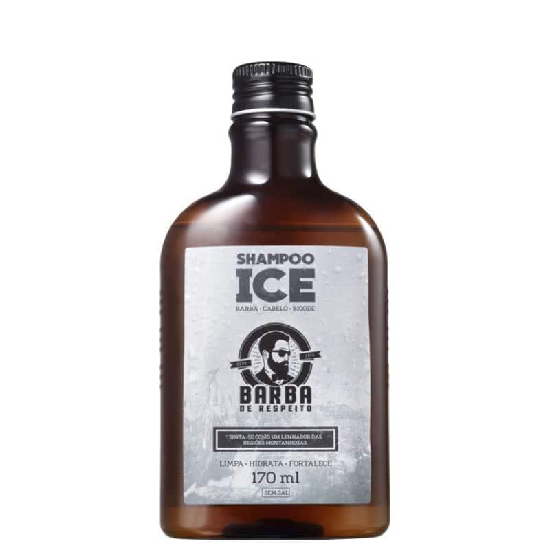 Barba de Respeito Ice - Shampoo Multifuncional 170ml