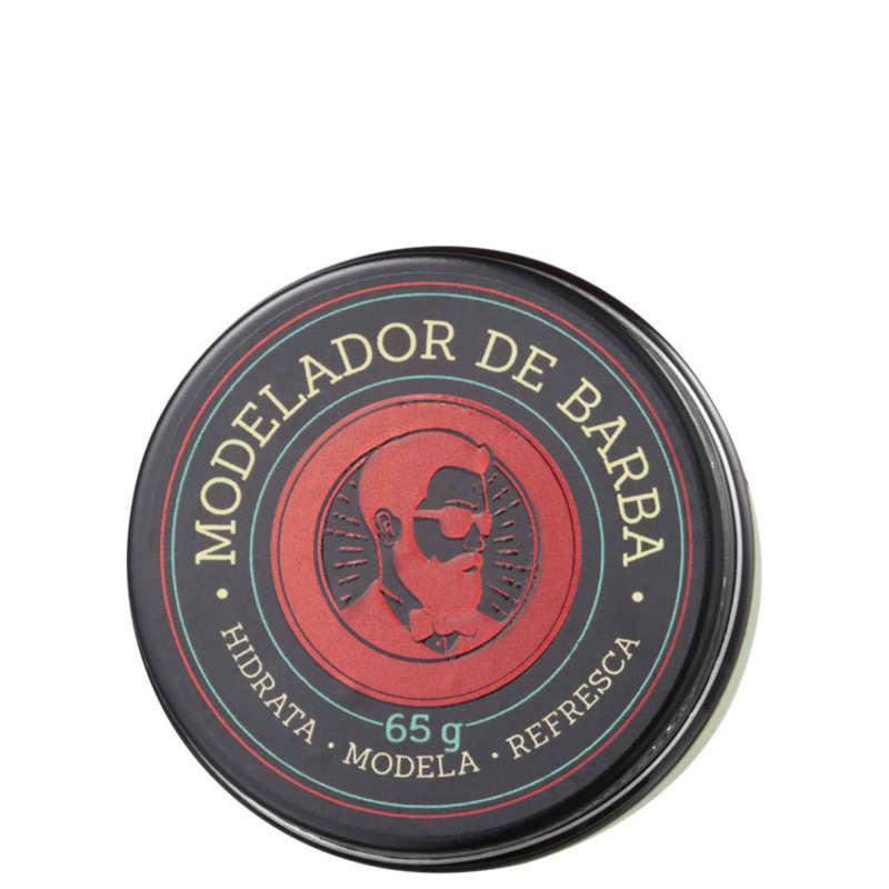 Barba de Respeito - Modelador para Barba 65g