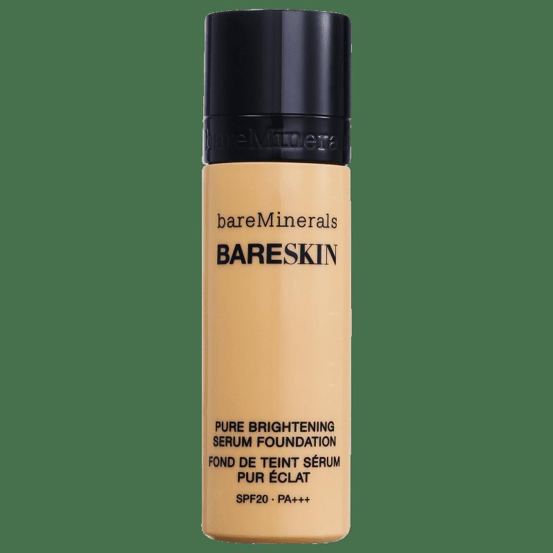 bareMinerals bareSkin Pure Brightening Serum Foundation Bare FPS 20 Buff - Base Líquida 30ml