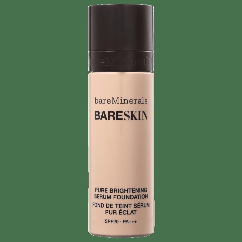 bareMinerals bareSkin Pure Brightening Serum Foundation Bare FPS 20 Satin - Base Líquida 30ml