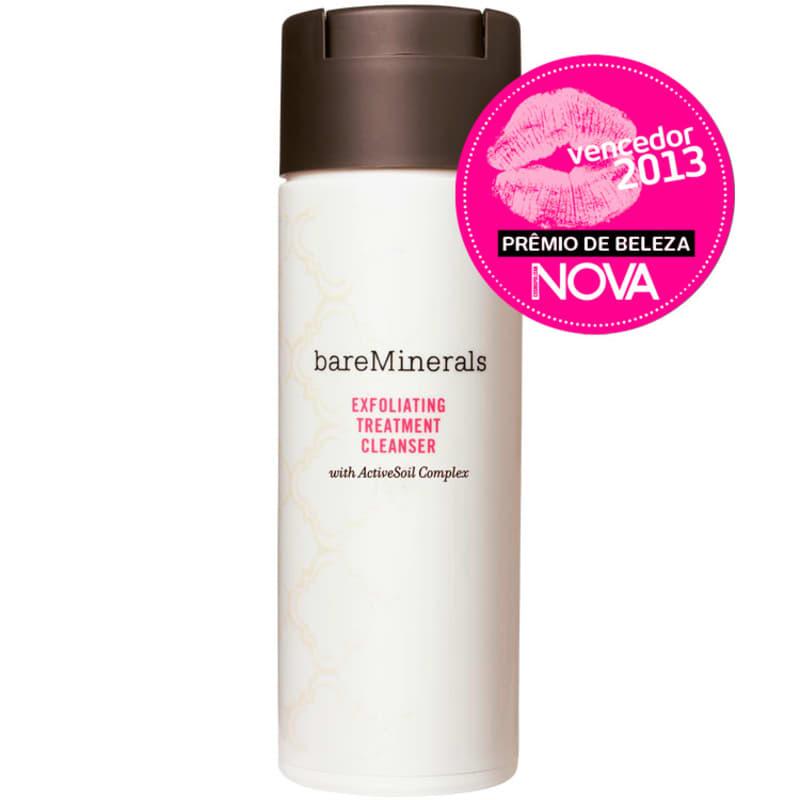 bareMinerals Exfoliating Treatment Cleanser - Esfoliante 70g