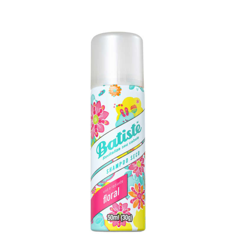 Batiste Floral - Shampoo a Seco 50ml