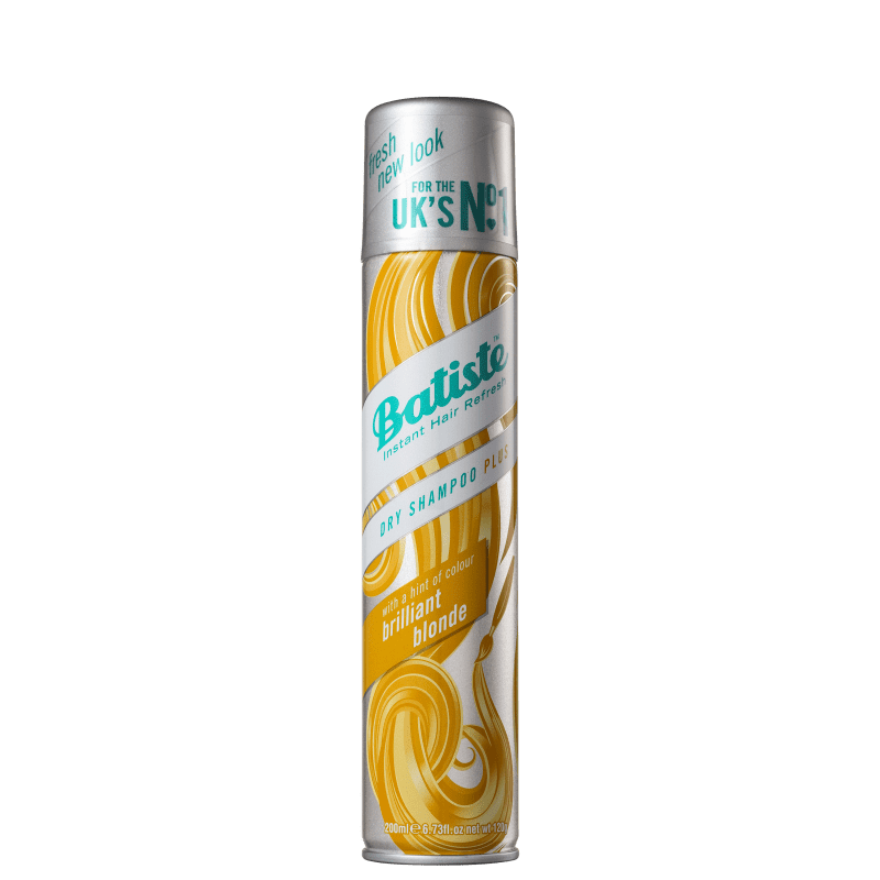 Batiste Light Blonde - Shampoo a Seco 200ml