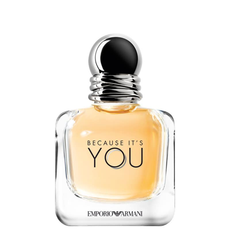 Because It's You Giorgio Armani Eau de Parfum - Perfume Feminino 100ml