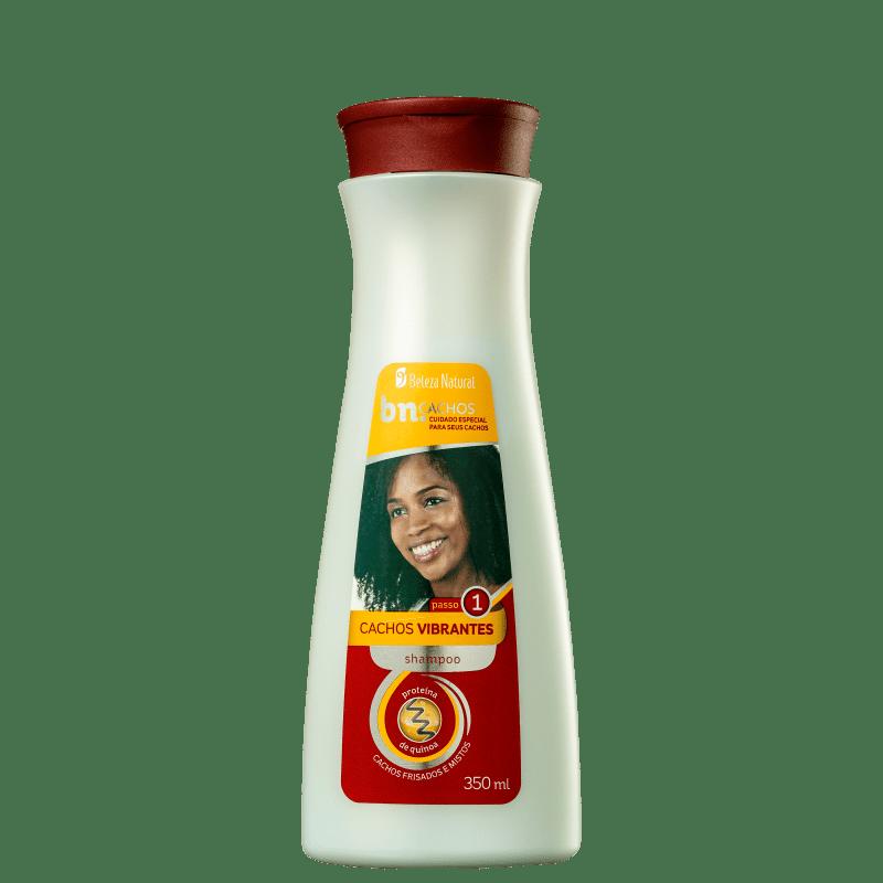 Beleza Natural Bn.Cachos Vibrantes - Shampoo 350ml