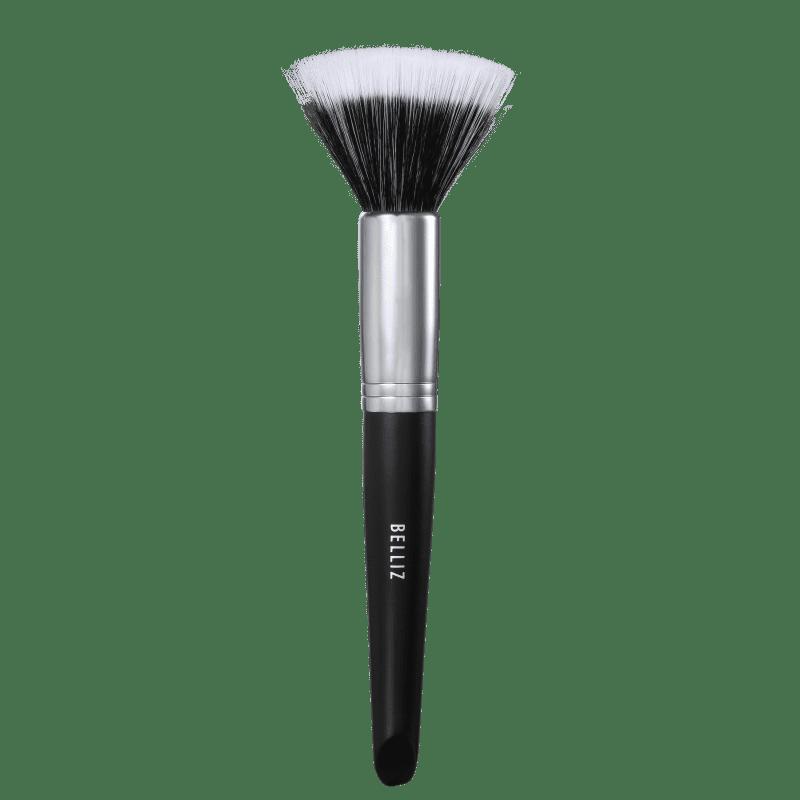 Belliz Duo Fiber - Pincel para Maquiagem