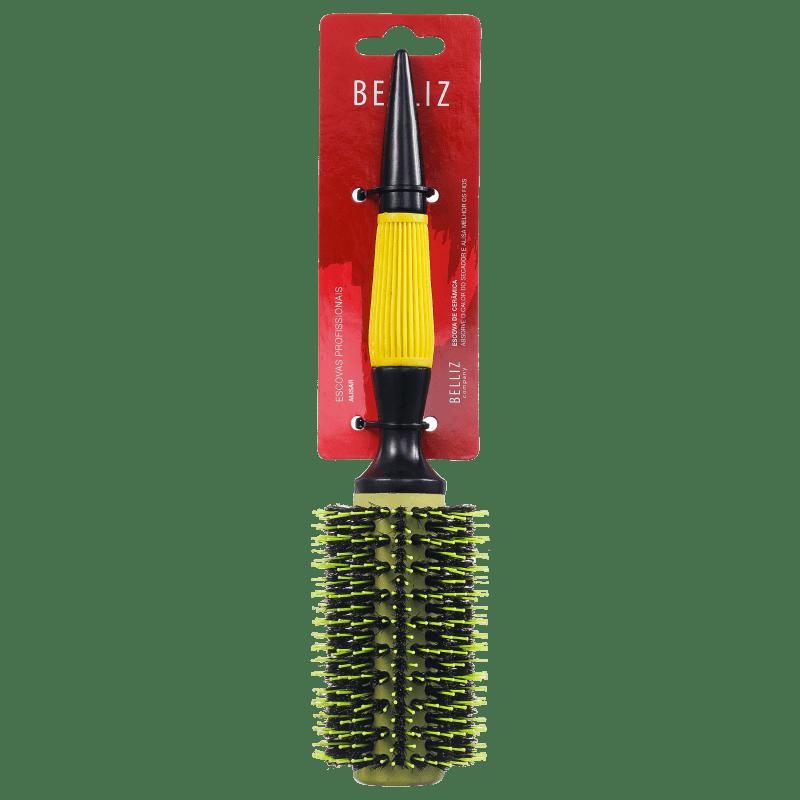 Belliz Pro Colors - Escova Térmica 33mm