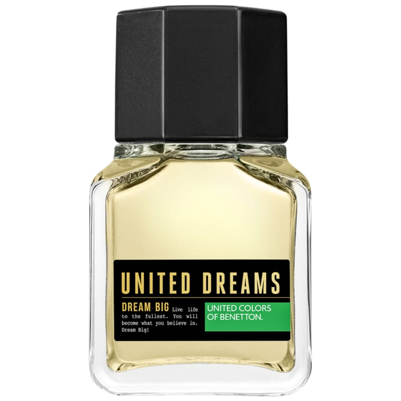 Dream Big Man Benetton Eau de Toilette - Perfume Masculino 60ml