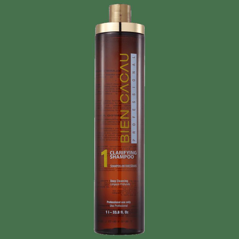 Bien Professional Bien Cacau Clarifying - Shampoo Antirresíduo 1000ml