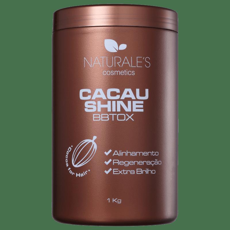 Bien Professional Naturale's Cacau Shine BBTox - Redutor de Volume 1000g