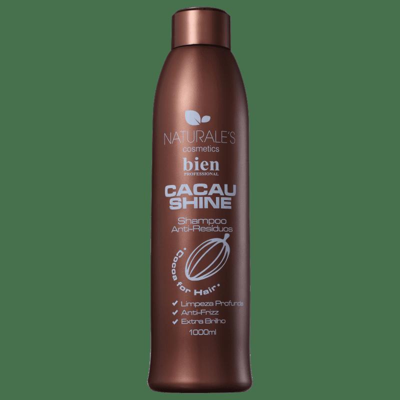 Bien Professional Naturale's Shine Cacau - Shampoo Antirresíduo 1000ml