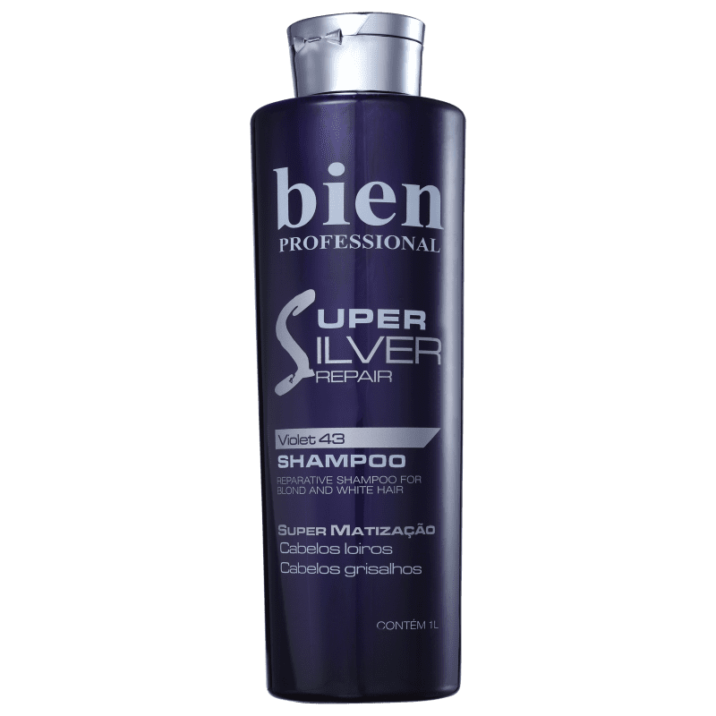 Bien Professional Super Silver - Shampoo 1000ml