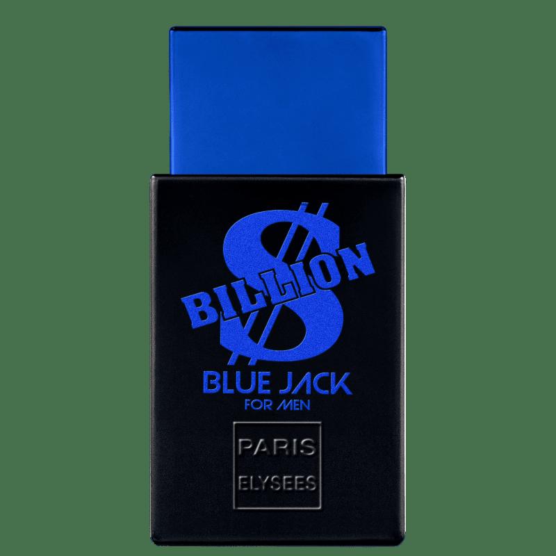 Billion Blue Jack Paris Elysees Eau de Toilette - Perfume Masculino 100ml