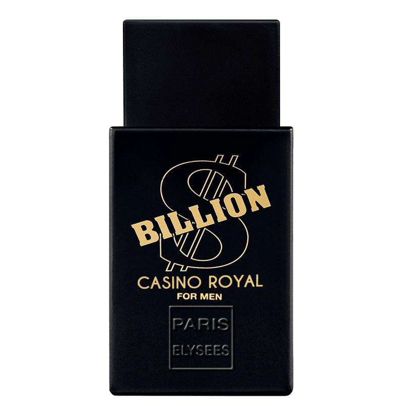 Billion Casino Royal Paris Elysees Eau de Toilette - Perfume Masculino 100ml