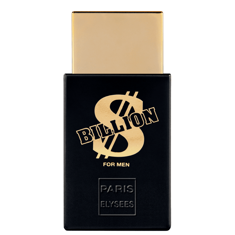 Billion Paris Elysees Eau de Toilette - Perfume Masculino 100ml
