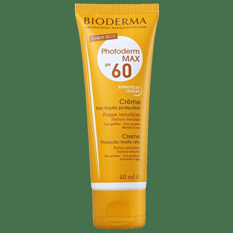 Bioderma Photoderm Max Toque Seco FPS 60 - Protetor Solar Facial 40ml